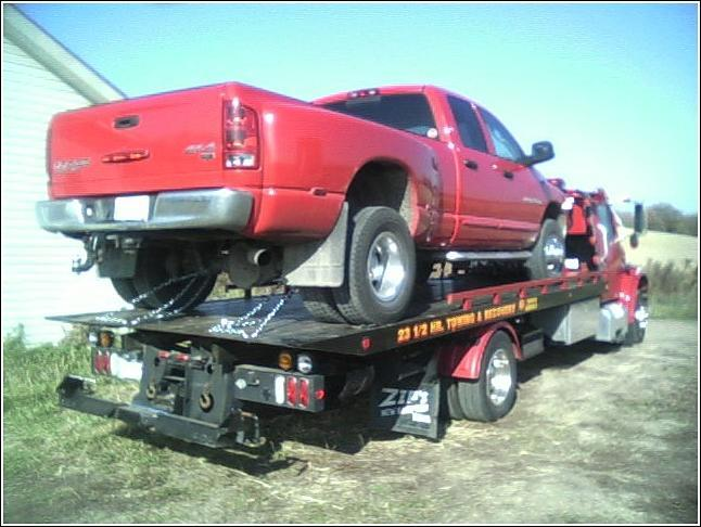 FlatBed Towing services in Elk River MN